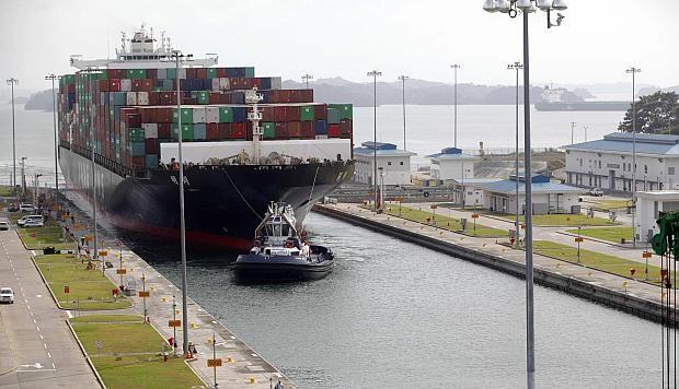 Canal de Panamá abre camino a más buques de gas natural licuado